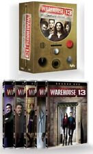 WAREHOUSE 13 1-5 (2009-2014) COMPLETE SyFy TV Series Seasons  NEW  R2 DVD not US