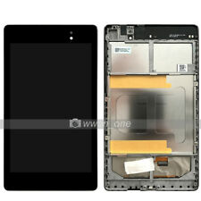 7'' ASUS Google Nexus 7 2013 ME571K WiFi LCD Touch Digitizer Assembly W/Frame