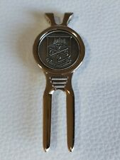 KNOCK GOLF CLUB DIVOT TOOL AND  MAGNETIC GOLF BALL MARKER