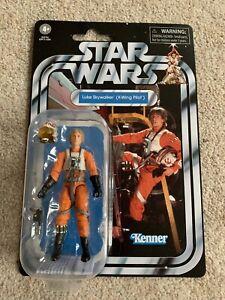 Star Wars Vintage Collection Luke Skywalker X Wing Pilot VC158 Brand New