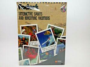 Fodor's Interactive Sports & Adventure Vacations Creative Multimedia Windows PC