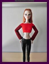 "Handmade top for Fashion Royalty FR16 Tulabelle Poppy Parker  16"" dolls"