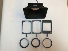 Arriflex LMB4 style Matte box and filter holders