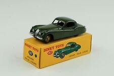 Jaguar XK120 Coupe green  Ref 157 1:43 Dinky Toys
