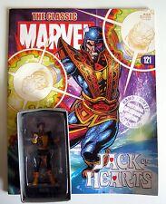 Statuetta The Classic Marvel - Jack of Hearts - Fante di Cuori con fascicolo