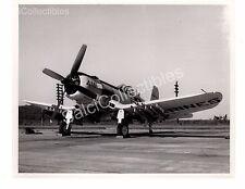 US Navy Aircraft Photograph USS Vought Corsair AU-1 Official Photo 8x10