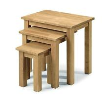 Oak Traditional Nested Tables