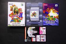 SUPER MARIO 64 RUMBLE EDITION + inst.card Nintendo 64 N64 JAPAN GC/VGC !