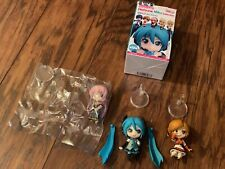 Vocaloid Collectable: Nendoroid Petit Lot - Miku, Luka & MEIKO