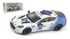 Spark SG098 Aston Martin Rapide S #100 24hr Nurburgring 2013 - 1/43 Scale