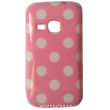 FUNDA TAPA CASE GEL TPU CUSTODIA DIBUJO PARA SAMSUNG GALAXY MINI 2 S6500 LUNAR.