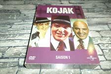 KOJAK L Integrale saison 1 -  22 episodes  / COFFRET  6 DVD SERIE TELE