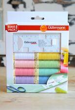GUTERMANN Sew-Tutti i thread e cucitura Gauge Set