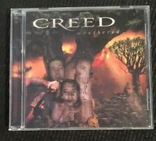 Weathered by Creed - Used CD - Very Good Condition