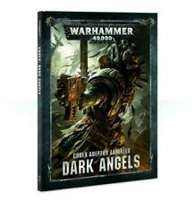 Dark Angels Warhammer 40k Codex Adeptus Astartes Games Workshop HB 2017