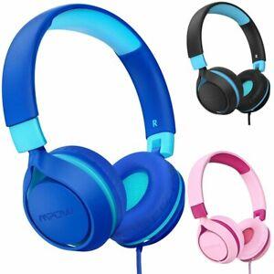 Mpow Kinder Kopfhörer Stereo Headsets Faltbare Headphones Musik Sharing Ohrhörer