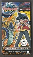 Beyblade - G Revolution : Beginning of the End ~ Sealed VHS Video Tape Anime