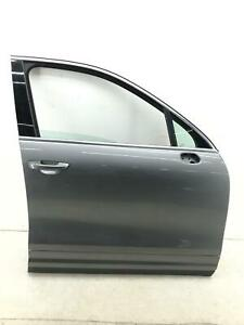 2011-2018 PORSCHE CAYENNE RIGHT FRONT DOOR SHELL METEOR GREY METALLIC (9Q) OEM