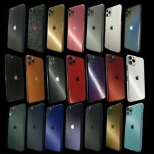 iphone 6 7 X 11 Pro Max Skin Wrap Folie Rückseite XS Max Xr 3M Case Schutzfolie