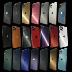 iPhone 12 11 X Pro Max Mini 7 Skin Wrap Folie XS Max Xr 3M Case Schutzfolie