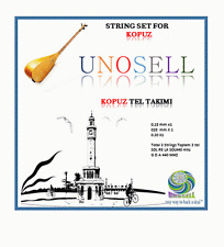 STRING SET FOR TURKISH STRING INSTRUMENT KOPUZ SAZ !!!!!!!!!!!!!!!!