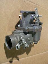 Continental Towmotor Carburetor F244 Bendix Tag 11744a Allis Chalmers 4022025