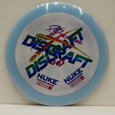 Discraft Nuke - Esp - Distance Driver - 164g - Blue - Misprint