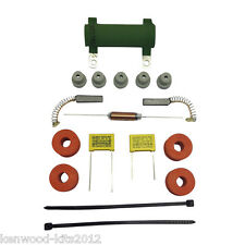 Kenwood Chef & principales A701 A701A A707, 2 Tapa Kit De Reparación Cepillos, soportes y pies.