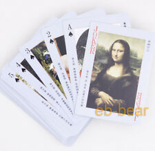 World Famous Paintings Poker Playing Cards Collectible Single Deck Brand New