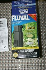 FLUVAL UNDERWATER FILTER 1 PLUS (SUBMERSIBLE FILTER)