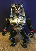 1991 Vintage Playmates Toys TMNT Chrome Dome Loose Action Figure