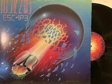 Journey – Escape LP 1981 Columbia – TC 37408 VG