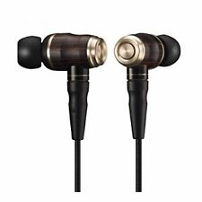 NEW JVC HA-FX850 EarPhone Set Wooden Body High-Resolution Audio Attachable Cable