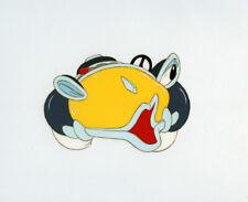 BENNY THE CAB Who Framed Roger Rabbit LARGE DISNEY PRODUCTION CEL 1988 AMBLIN