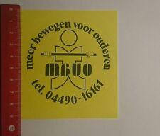 Aufkleber/Sticker: meer bewegen voor ouderen MBUO (060117170)