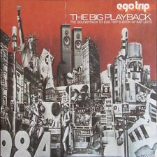 2 x LP US HIP-HOP**VARIOUS - EGOTRIP'S THE BIG PLAYBACK (RAWKUS '00)***18304