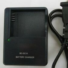 BC-DC10 BCDC10 Battery Charger for Leica -LUX5 LUX6   BP-DC10-E