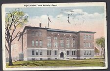 1924 New Britain High School, Ct