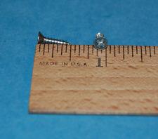 """#4 1/2"""" Sheet Metal Screw Flat Head Phillips Zinc Plated Steel Qty = 100"""
