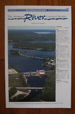 The Muskegon River ~ Unnatural Wonder ~ Muskegon Chronicle ~ 1999 ~ NEW  HTF