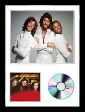 Bee Gees / Limited Edition /Framed/Photo & CD Presentation/Spirits Having Flown