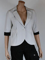 veste femme TURNOVER demi manches  taille 38