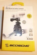 SCOSCHE Bike Mount for GoPro Cameras, camKlamp-  Black