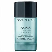 Bvlgari Aqva Marine Alcohol-Free Deodorant Stick 75 ml