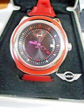 MINI Cooper Tourneau Watch in Original Case w/all Documentation 80 26 0 409 736