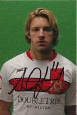 MK DONS HAND SIGNED ALAN SMITH 6X4 PHOTO 2.