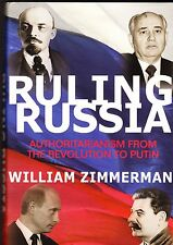 Ruling Russia: Authoritarianism from the Revolution to Putin Hardcover - NEW!!!