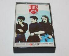Kids In The Kitchen Terrain Cassette Tape Album 1987 C38775