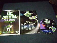 Buzz Lightyear of Star Command: The Adventure Begins (DVD  MINT DISC =HAS INSERT