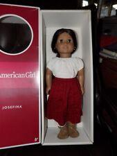 AMERICAN GIRL Josefina Doll w/ Meet Outfit In Original Box EUC RETIRED DOLL